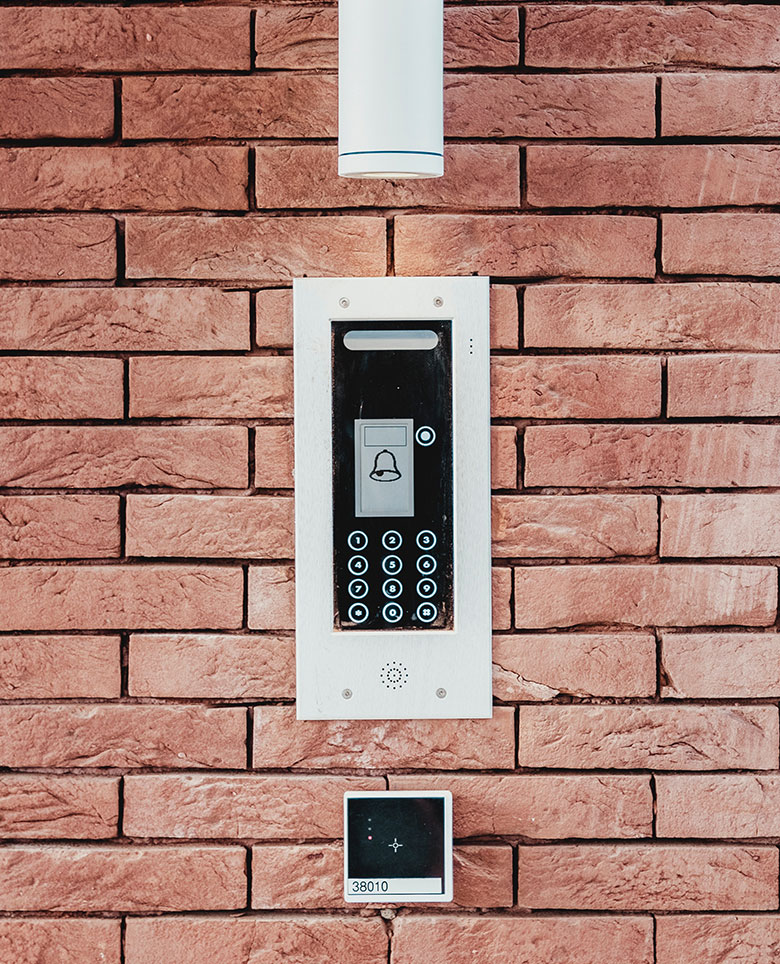 Interphone GEODE Portail et Automatisme Roanne