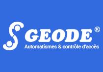 Logo GEODE Portail et Automatisme Roanne